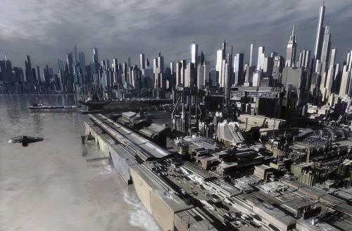 город технологий