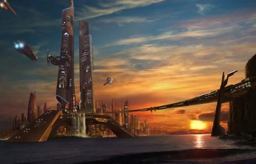 база будущего