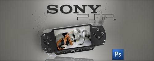 Sony PSD файл