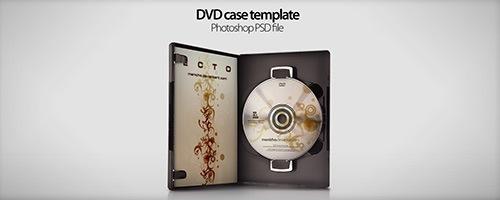 Упаковка DVD с дизайном