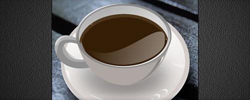 Кофейаня чашка