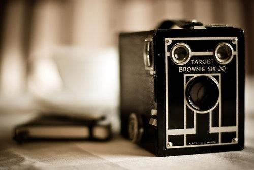 ретро камера