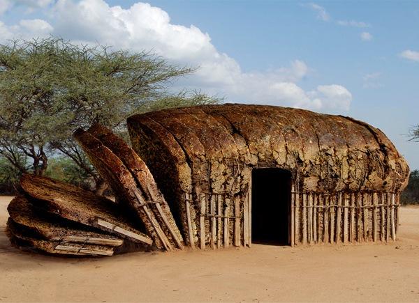 африканская хлебная хижина