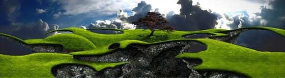 фантастическая поляна