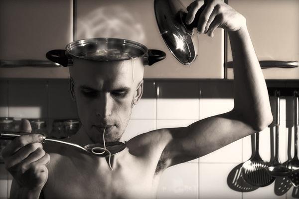 приготовление в мозгу