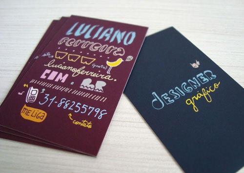Иллюстрации и шрифты от руки