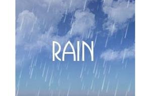 3 кисти дождя