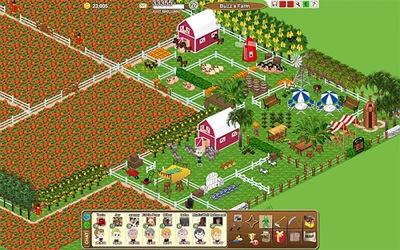 фермерский городок
