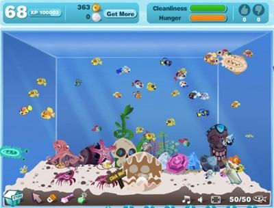 счастливый аквариум