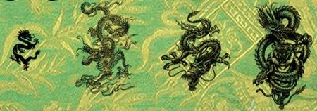 Кисти драконов и существ
