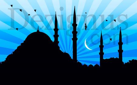 Формы мечети для Фотошопа