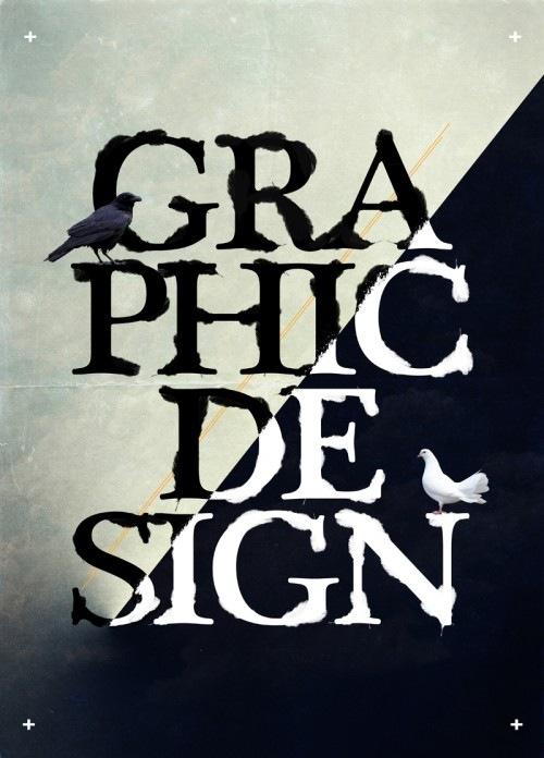готическая типографика