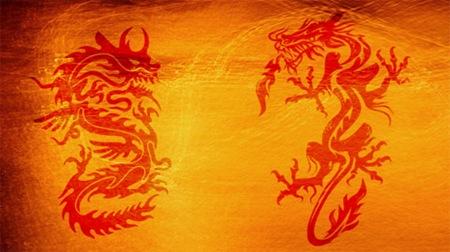 Кисти драконов