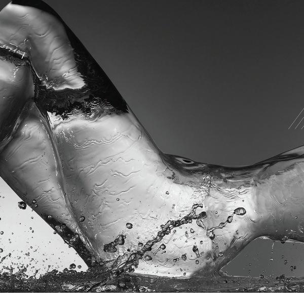 формы из воды