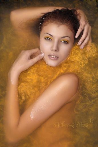 золотя вода