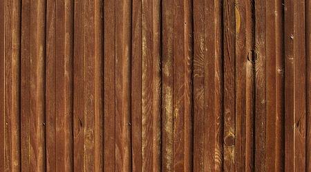 Старые деревянные рейки