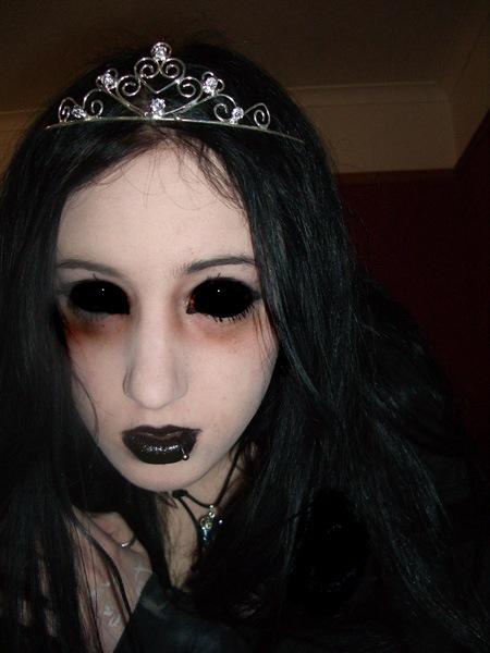 Демонические глаза