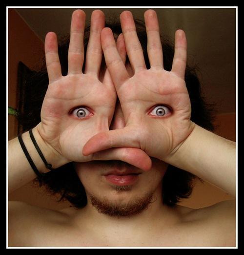 Глаза на ладонях
