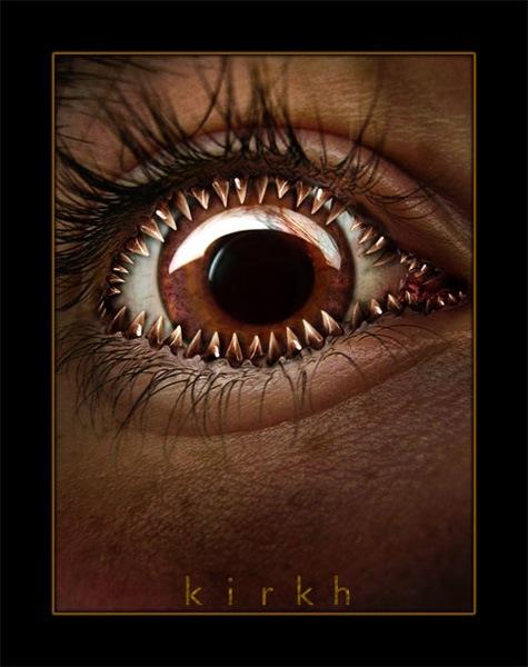 Хищные глаза
