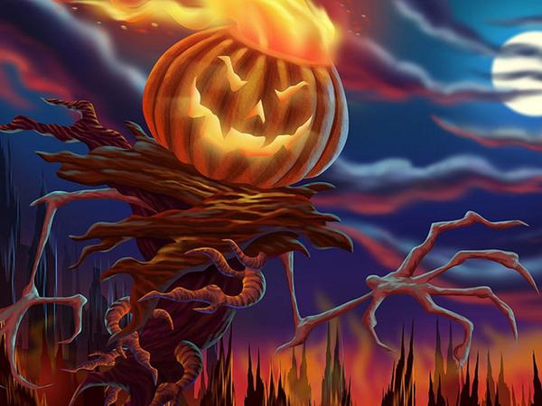 Ночь под Хеллоуин