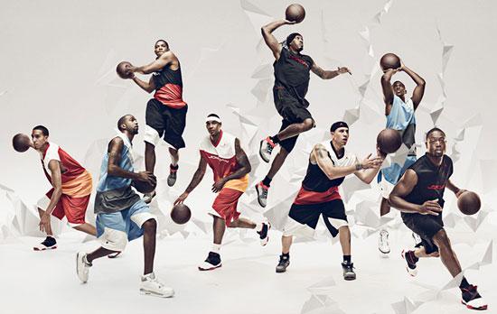 спортивный сайт Nike