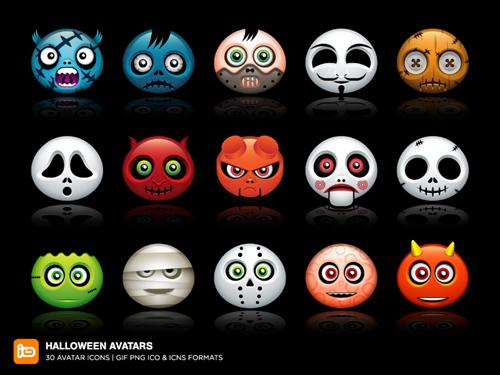 Аватары под Хеллоуин