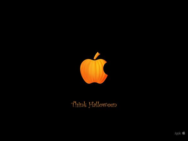 Apple Хеллоуин