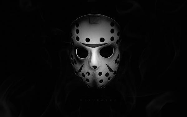 Устрашающая маска