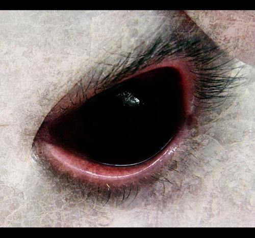 Я вижу Ад в твоих глазах
