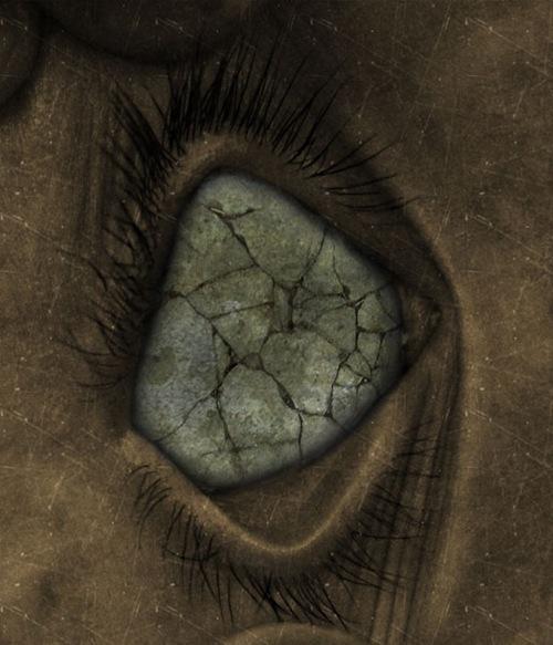 Каменный глаз