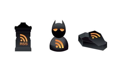 Векторные RSS иконки