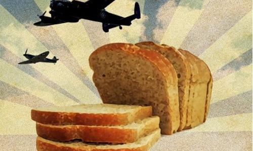 винтажный постер в стиле Великой Отечественной Войны