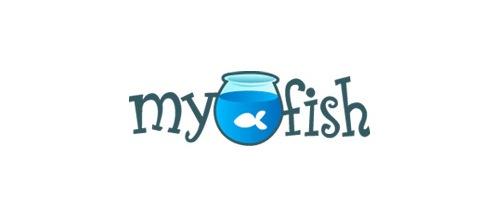 Иллюстрация рыбки в аквариуме
