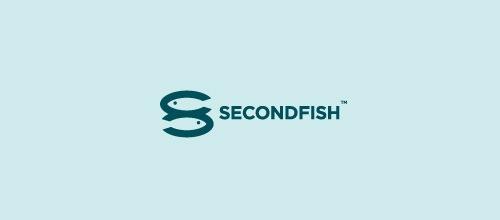 Логотип с изображением рыбок