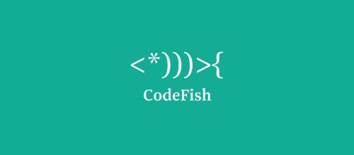 Рыбка из символов