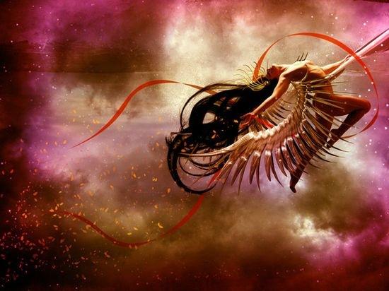 Космическая богиня Любви