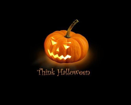 Хеллоуин иллюстрация