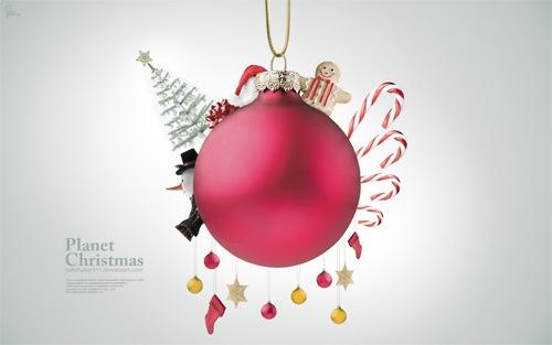 Планета Рождества