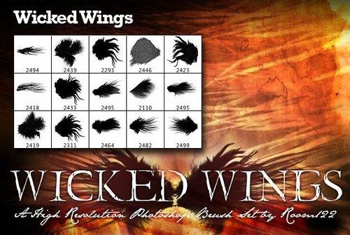 15 злобных крыльев