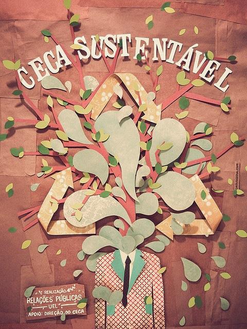 Креативный постер