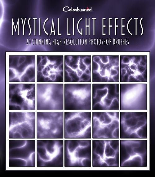 20 мистических световых эффектов