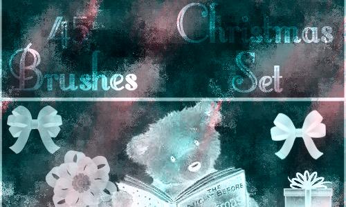 Рождественские кисти