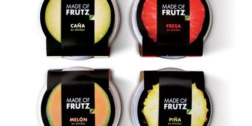 Крышки баночек с фруктами
