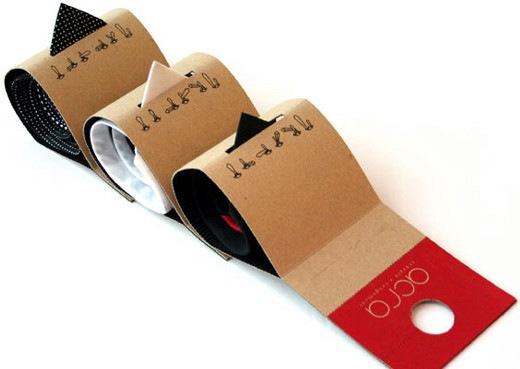 Упаковка с галстуками