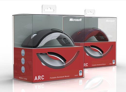 Мышка Microsoft ARC