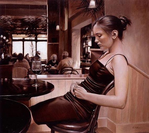 Роб очень талантливый художник. Все ...: www.dejurka.ru/graphics/photorealistic-paintings
