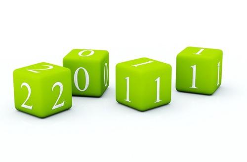 Яркий Новый Год  2011