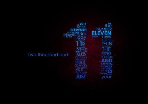 2011 типографика