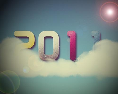 2011 год из окна