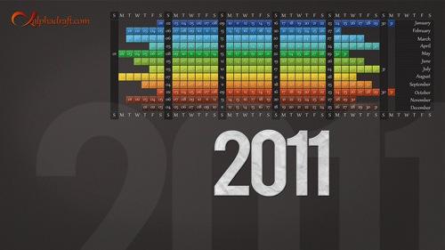 Календарь 2011